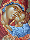 "Icon ""Mother of God"" - Icon studio of Konchul Monastery"